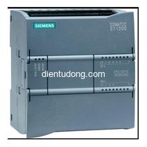 Bộ lập trình PLC S7-1200 CPU 1211C DC  6ES7211-1AE40-0XB0