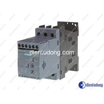 Khởi động mềm 11KW Siemens-Đức 3 pha 380 điều khiển 220VAC 3RW3026-1BB14