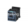 Khởi động từ 4 kw, Contactor 9 A 3 pha 1 NO Siemens 3RT2016-1AP01
