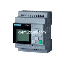 Bộ lập trình PLC LOGO! 8 24 CE 6ED1052-1CC01-0BA8, plc logo 24CE 0ba8