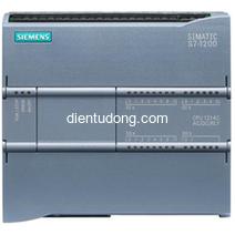 Bộ lập trình PLC S7-1200 CPU 1211C AC  6ES7211-1BE40-0XB0