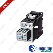 Khởi động từ, contactor 15KW 30A 2NO 2NC, Coil điều khiển 24VDC 3RT1034-1BB44