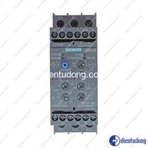 Khởi động mềm 18.5KW Siemens-Đức 3 pha 380 điều khiển 220VAC 3RW4028-1BB14