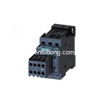 Khởi động từ 5.5 kw, Contactor 12 A 2 NO 2 NC Coil DC 3RT2024-1BB44 Siemens