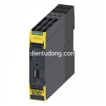 Relay safety-Rờ le an toan 1-20s 3SK1121-1CB42