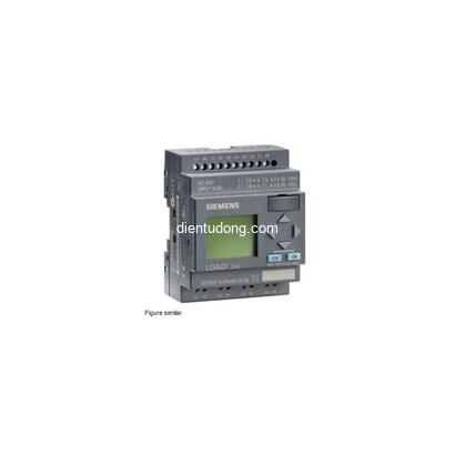 Bộ lập trình PLC LOGO! 8 24C 0BA6 6ED1052-1CC01-0BA6
